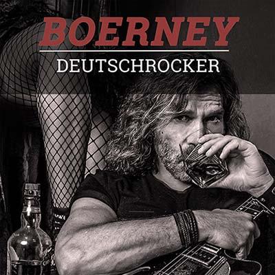 Boerney Plattencover - Deutschrocker von der Reeperbahn