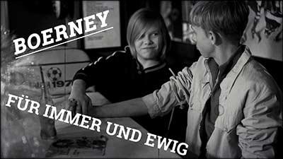 Titelbild Video für den Song 'Für immer und ewig'. Deutschrocker Boerney