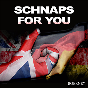 "Pub Rock Single ""Schnaps for You"""